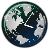 Visual Time Zone - Free icon