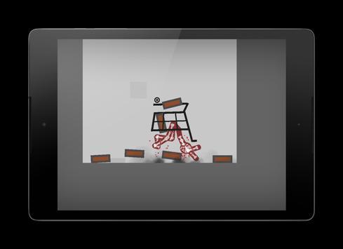 Stickman Dismounting APK-Bildschirmaufnahme