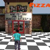 TwoRows Pizza icon