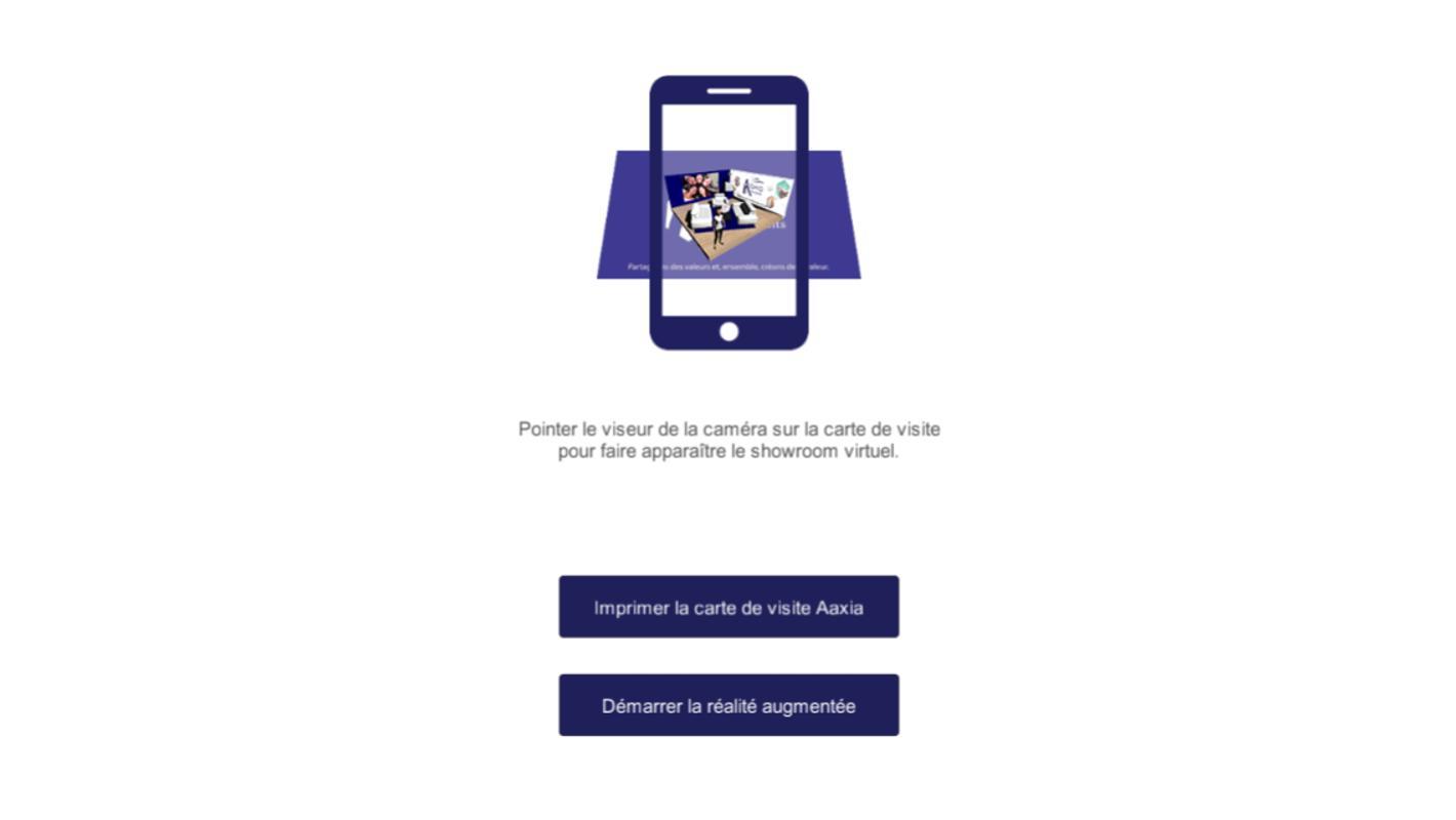 Aaxia Carte De Visite 3D Screenshot 8