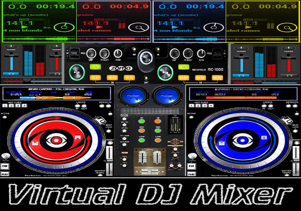 Virtual DJ Sound Mixer for Android - APK Download