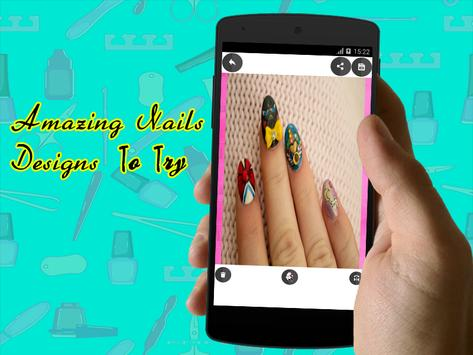 Virtual Nails Salon poster