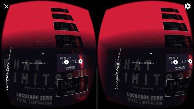 Lucozade Zero VR screenshot 3