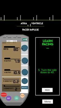 Learn Pacing poster