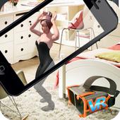 Virtual Reality Sexy Girl icon