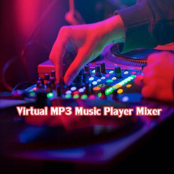 Virtual MP3 Music Player Mixer screenshot 1