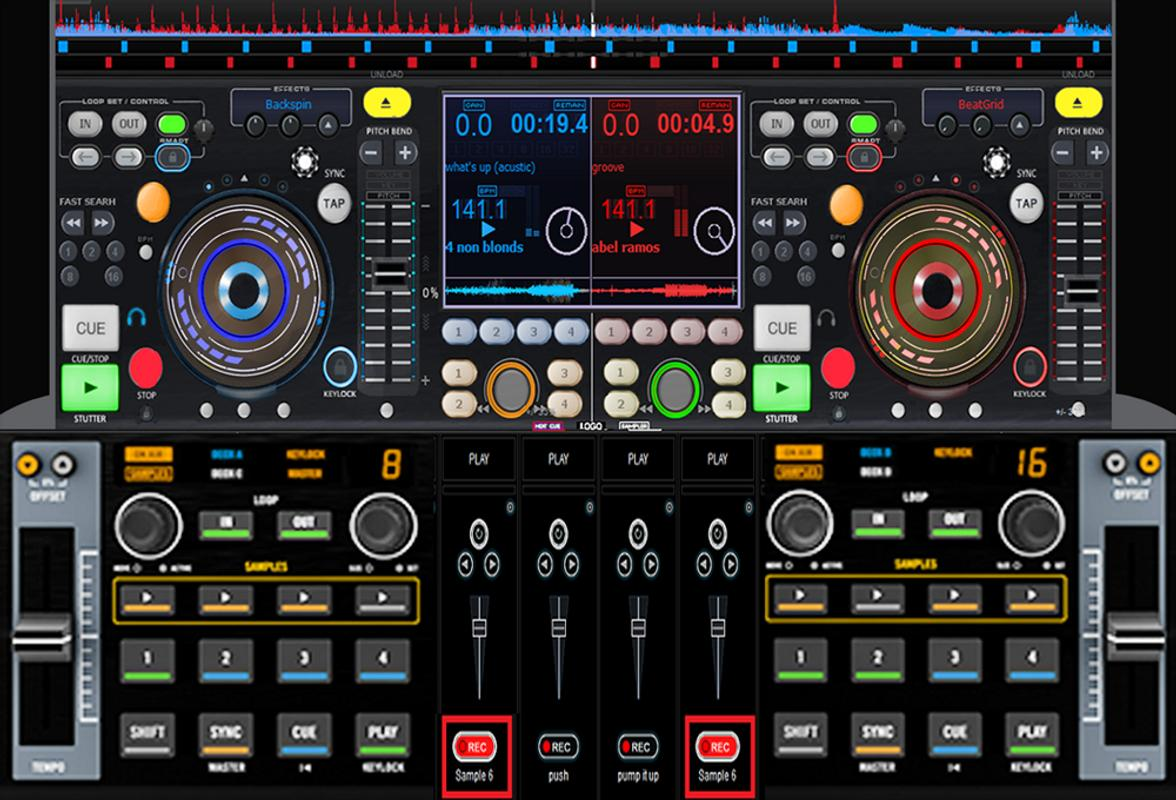 how to make a parody of songs in virtual dj