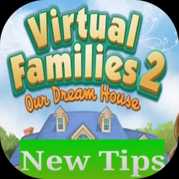 Virtual Families 2 Tips poster