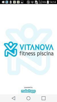 Vitanova Fitness Piscina poster