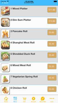 Shanghai Gourmet, Huntingdon apk screenshot