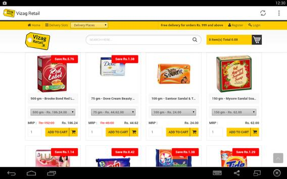 Vizag Retail screenshot 2