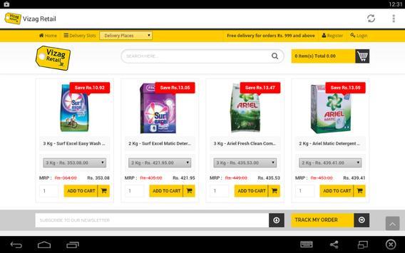 Vizag Retail screenshot 3