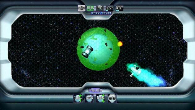 Earth in the porthole screenshot 3