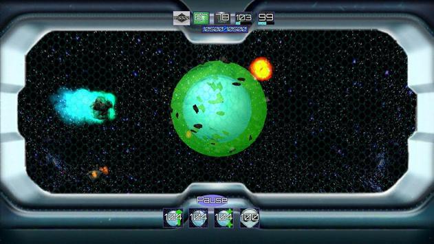 Earth in the porthole screenshot 4