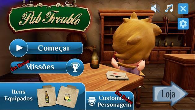 Pub Trouble screenshot 1