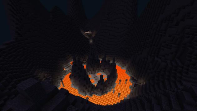 Volcanic Parkour map for Minecraft MCPE for Android - APK ...