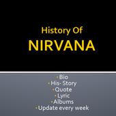 History Of Nirvana icon