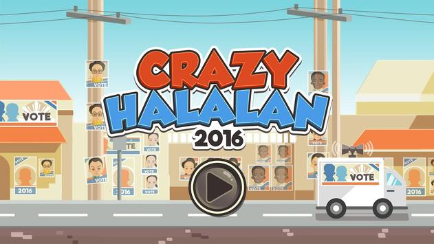 Crazy Halalan 2016 screenshot 8
