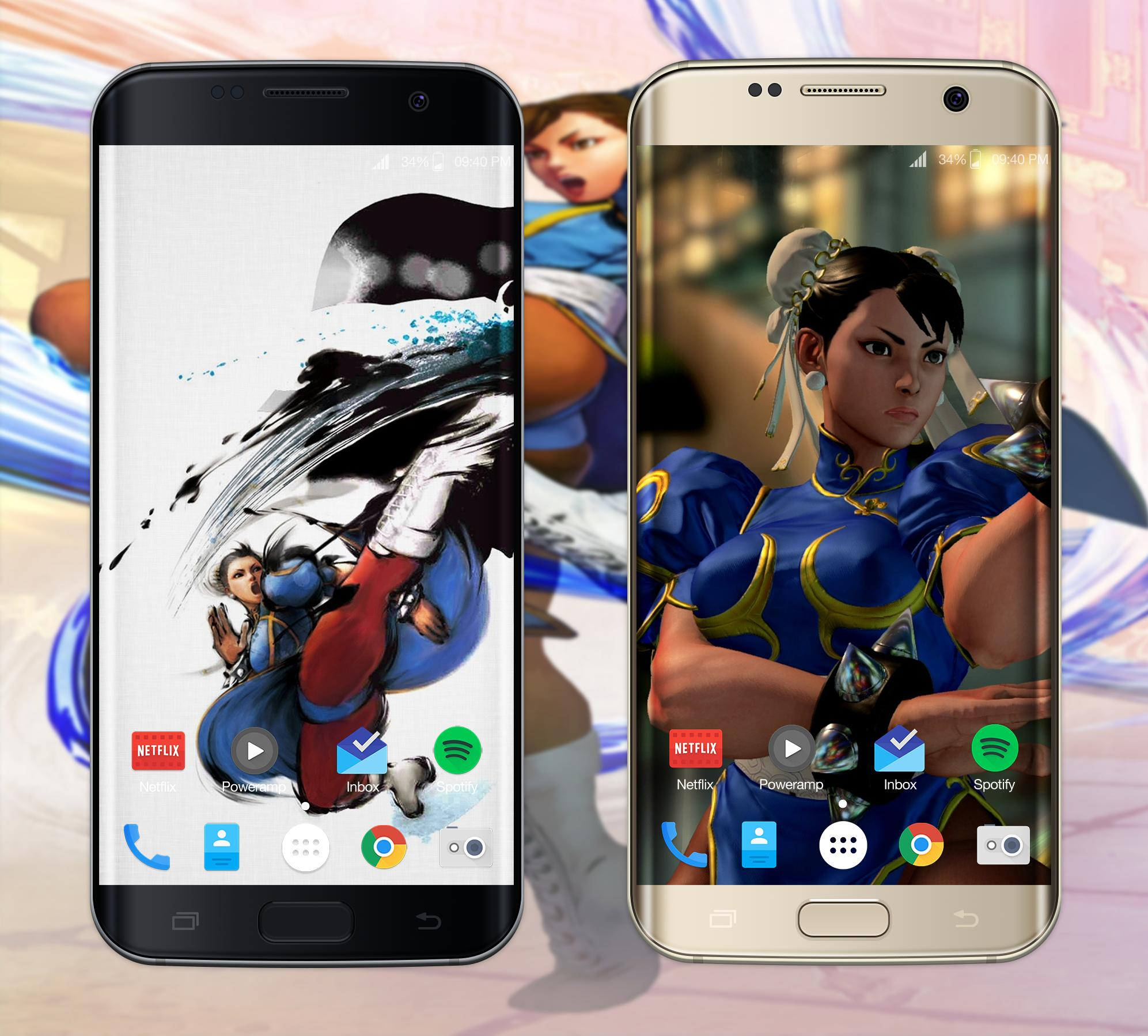 Chun Li Wallpaper Hd For Android Apk Download