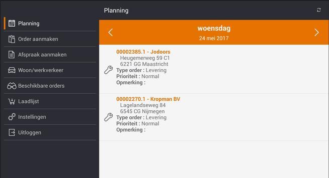 LINK2MOBILE V5.5 apk screenshot