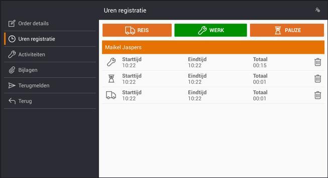 LINK2MOBILE screenshot 9