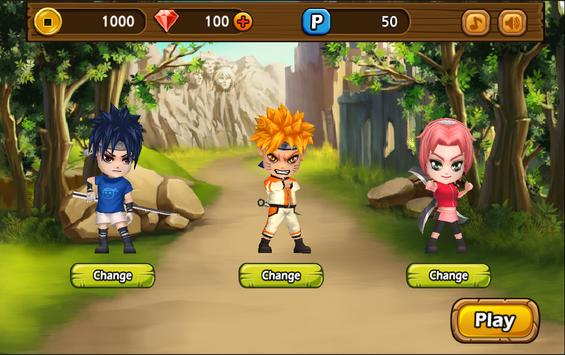 Ultimate Battle: Ninja Dash screenshot 14