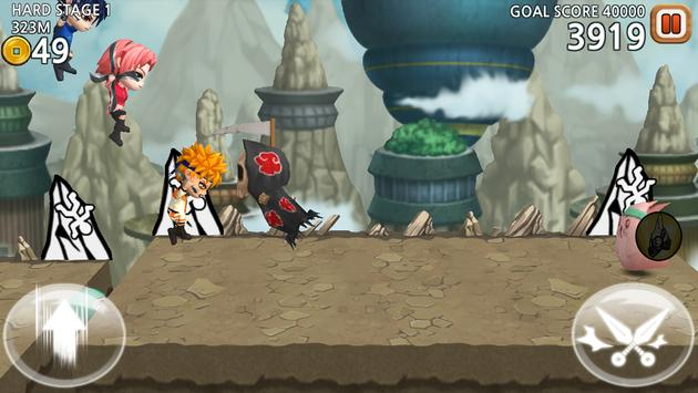 Ultimate Battle: Ninja Dash screenshot 20