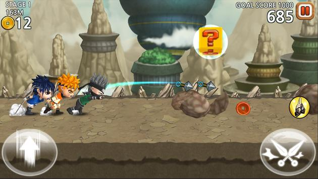 Ultimate Battle: Ninja Dash screenshot 4