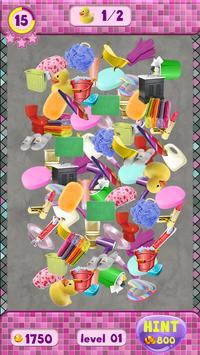 Messy Bathroom Hidden Objects screenshot 16