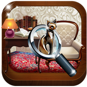 Living Room Hidden Object - Seek and Find Game icon