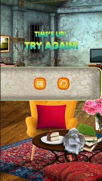 Living Room Hidden Object - Seek and Find Game screenshot 12