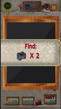 Living Room Hidden Object - Seek and Find Game screenshot 2