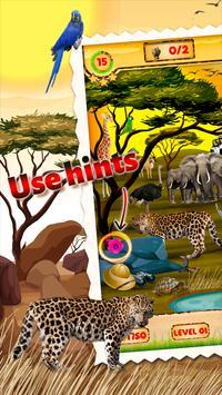 Savanna Adventure Hidden Objects screenshot 2