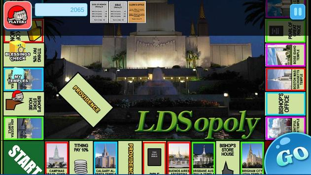 LDSopoly screenshot 1