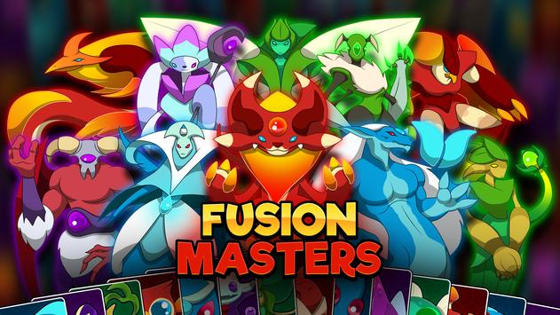 Fusion Masters poster