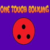 One Touch Bowling- Aim & Shoot icon