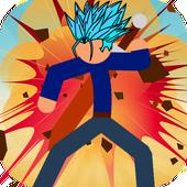 God of Stickman 3 icon