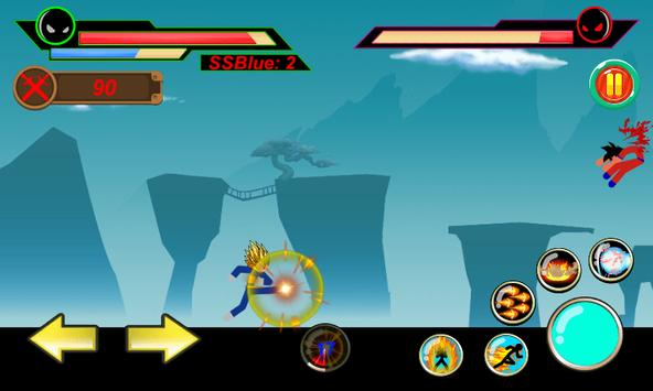 God of Stickman 3 apk screenshot