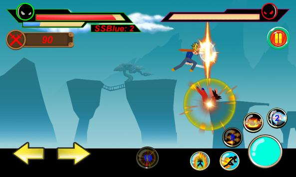 God of Stickman 3 apk screenshot