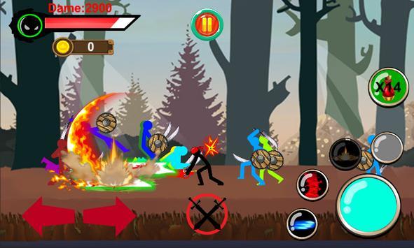 Stickman Slayer screenshot 3