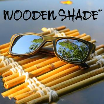 WOODEN SHADE poster
