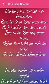 Commando 2 Songs Lyrics screenshot 4