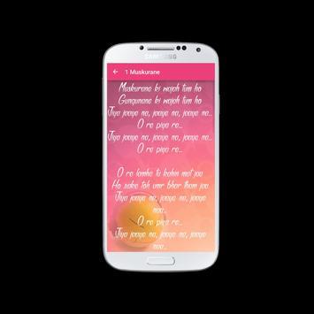 Citylights Songs Lyrics apk screenshot