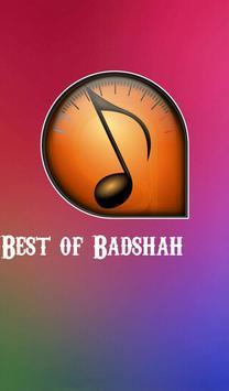Hits of Badshah Mashup - 2017 poster