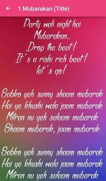 Hits of Badshah Mashup - 2017 screenshot 10