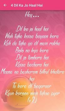 Besharm Songs Lyrics screenshot 5