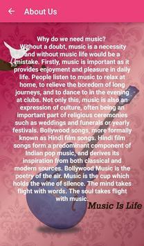 Lyrics of Bullet Raja تصوير الشاشة 6