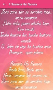 Lyrics of Bullet Raja تصوير الشاشة 2