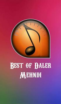 Best of Daler Mehndi poster