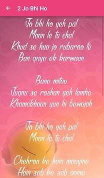 Dear Dad Songs Lyrics apk screenshot